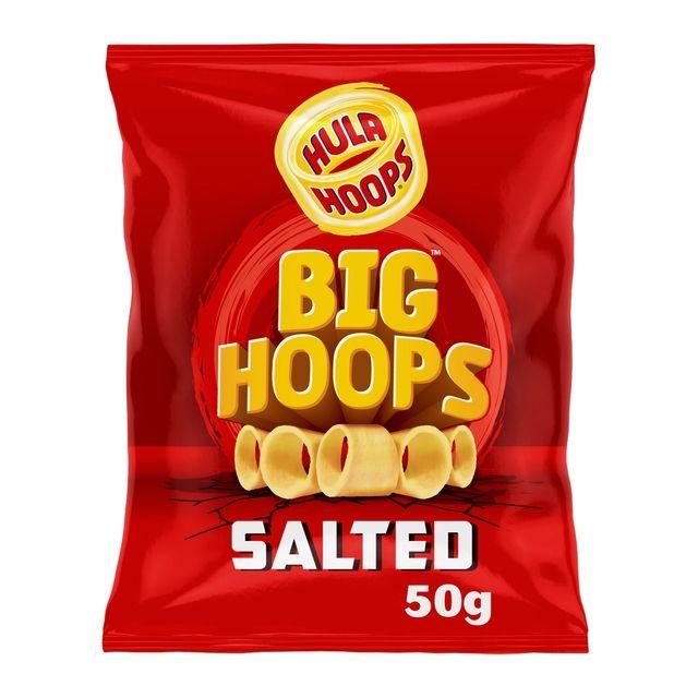 Hula Hoops Big Hoops Salted