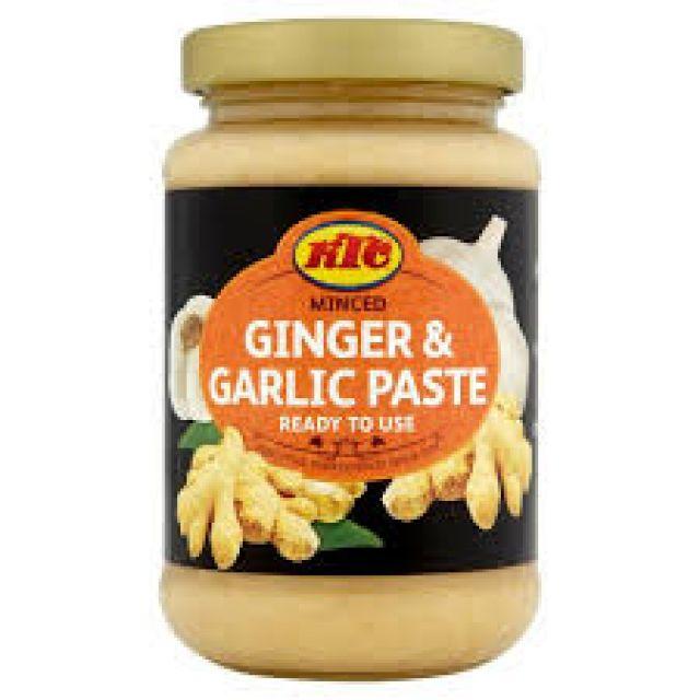 KTC Garlic & Ginger Paste 210g