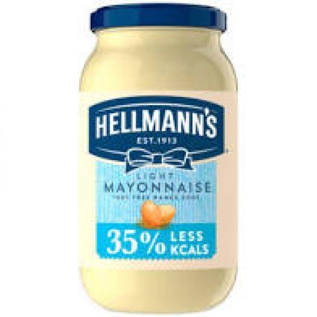 Hellmans Mayonnaise Light 432g