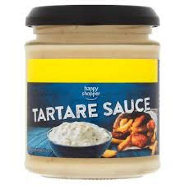 Happy Shopper Tartare Sauce