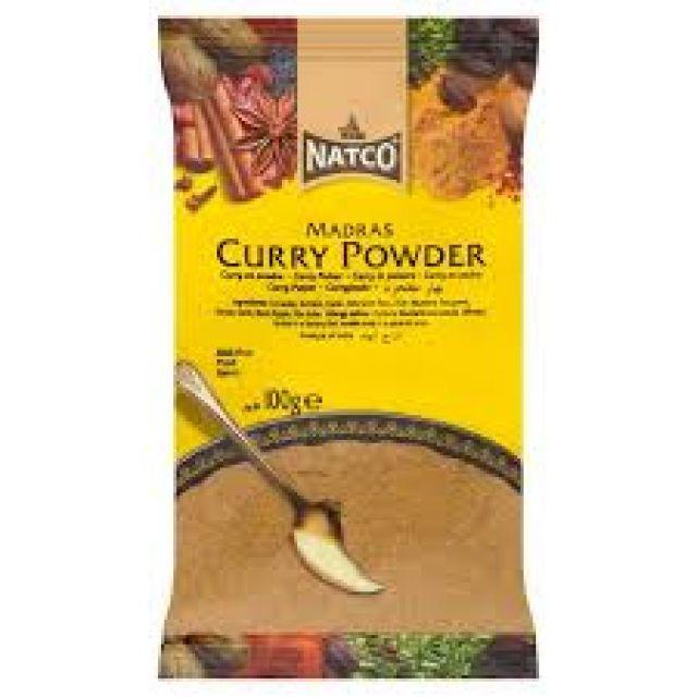 Natco Madras Curry Powder 100g