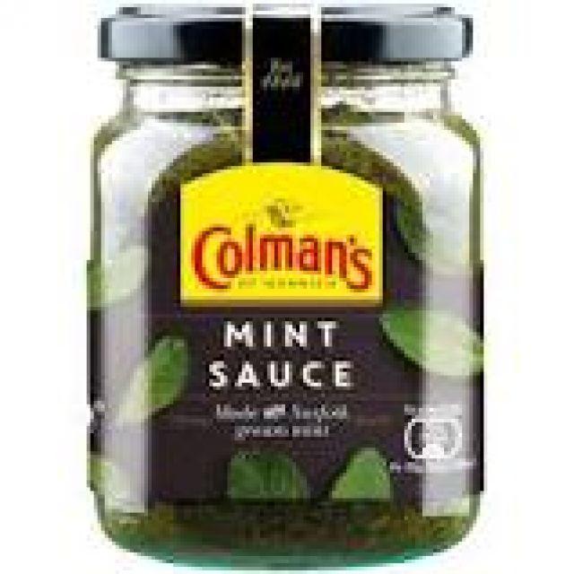Colemans Mint Sauce