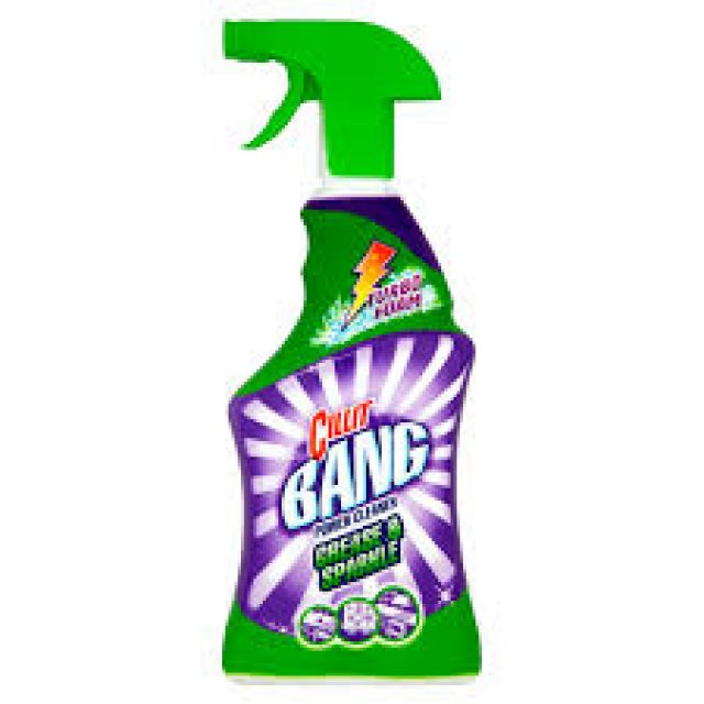 Cillit Bang Power Cleaners Spray Instant Power
