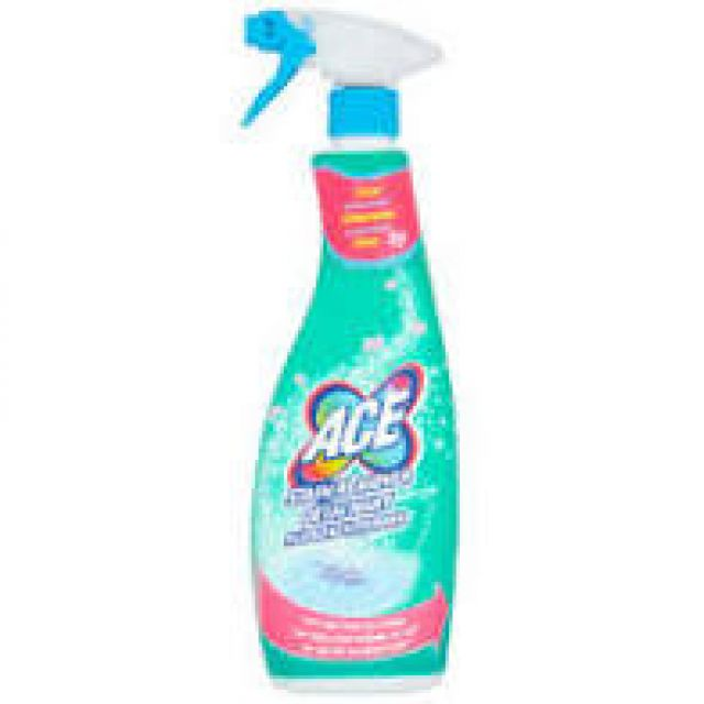 Ace Stain Remover Laundry Spray