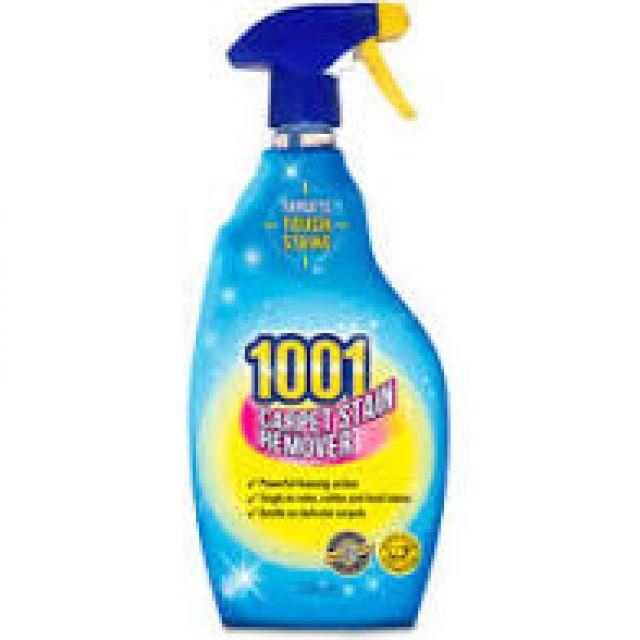 1001 Carpet & Rug Stain Remover Spray