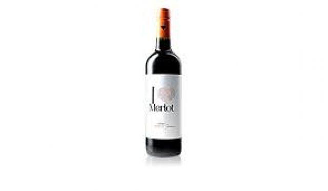 I Heart Merlot 75cl Red Wine Bottle