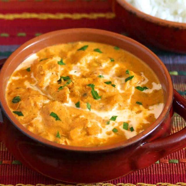 Adi's Chicken Makhani