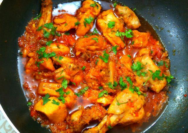 Lahori Karahi Chicken