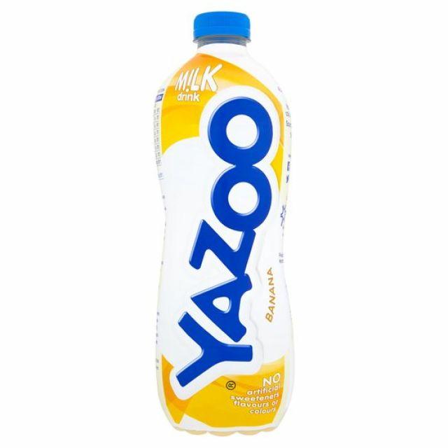 Yazoo Milkshake Banana 1L