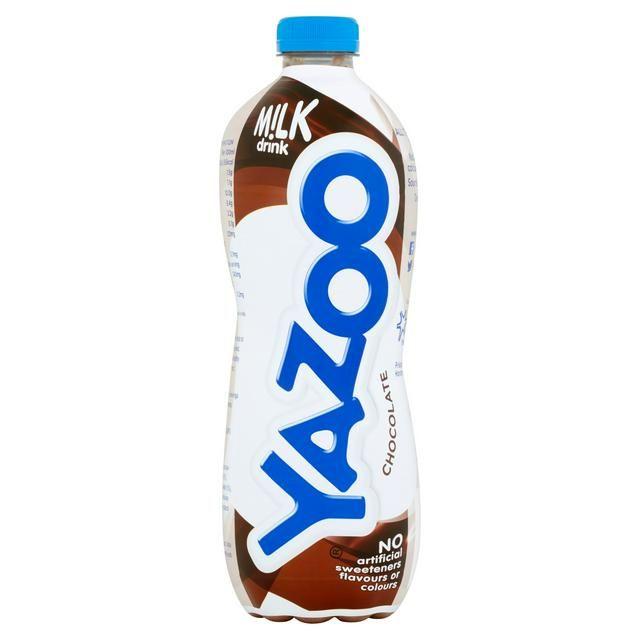 Yazoo Milkshake Chocolate 1L