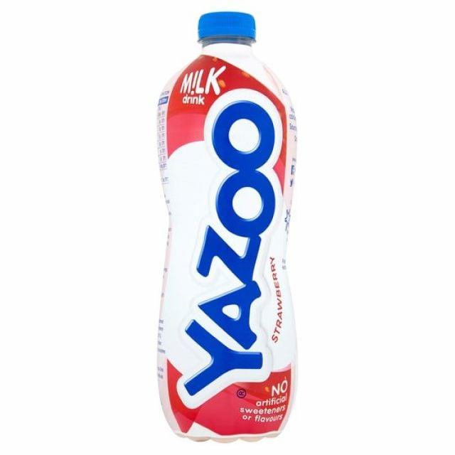 Yazoo Milkshake Strawberry 1L