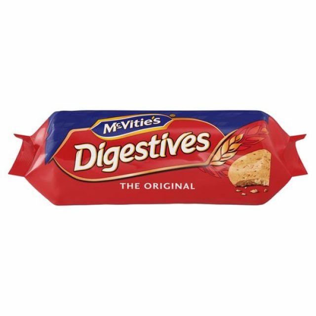 Mcvities Digestive Original Biscuit