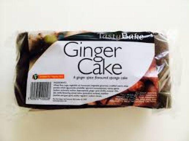 Ginger Cake Tasty Bake