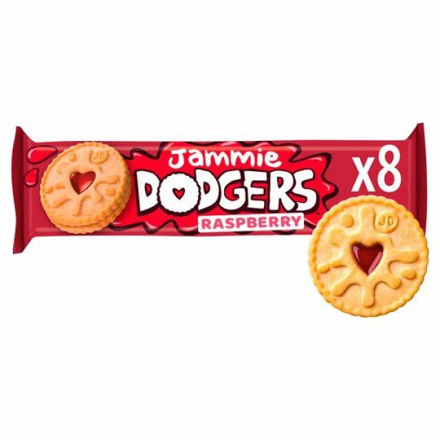 Jammie Dodgers Original Raspberry