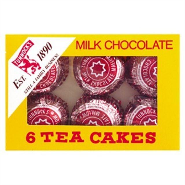 Tea Cakes Tunnocks (6 Pack)