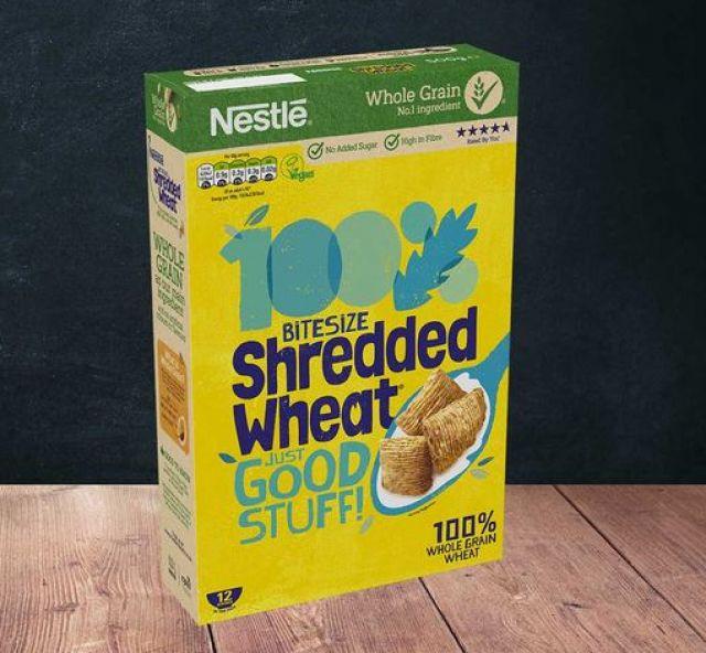 Nestle Shredders 12 Servings