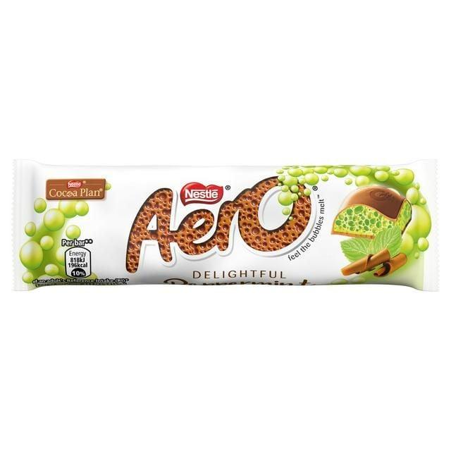 Aero Peppermint Bar