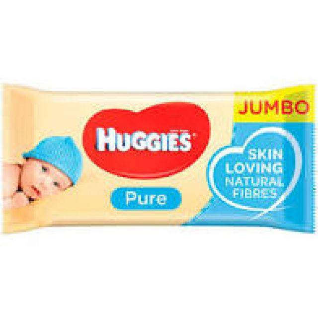 Huggies Jumbo Pack Wet Wipes