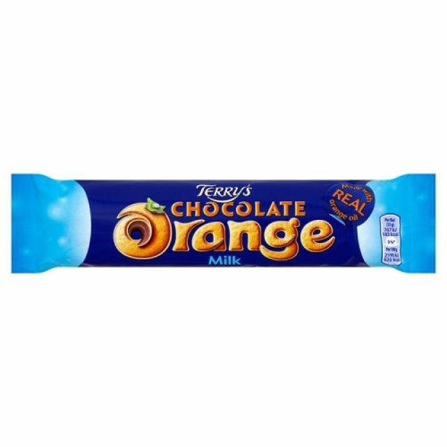 Terrys Orange Bar
