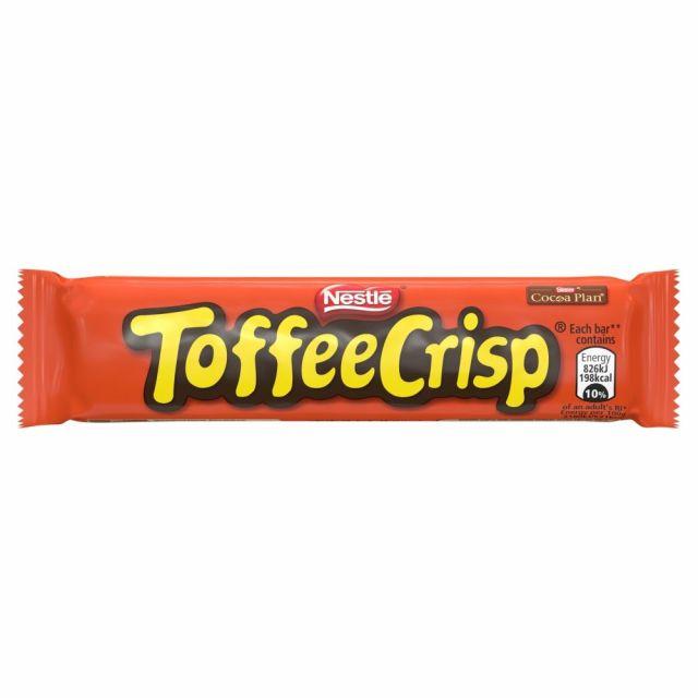 ToffeeCrisp Bar