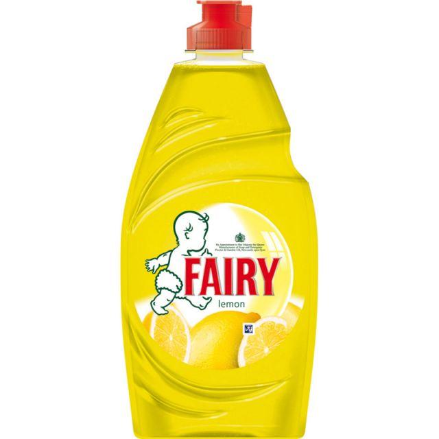 Fairy Lemon Washing Up Liquid