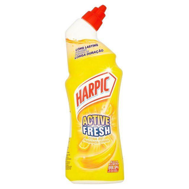 Harpic Citrus Bleach