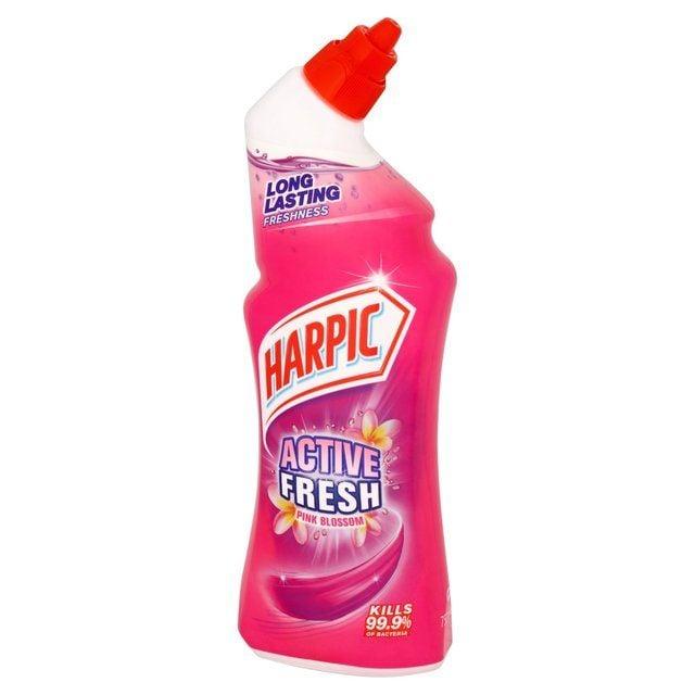 Harpic Pink Blossom Bleach