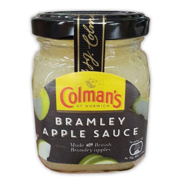 Apple Sauce Colmans 136g