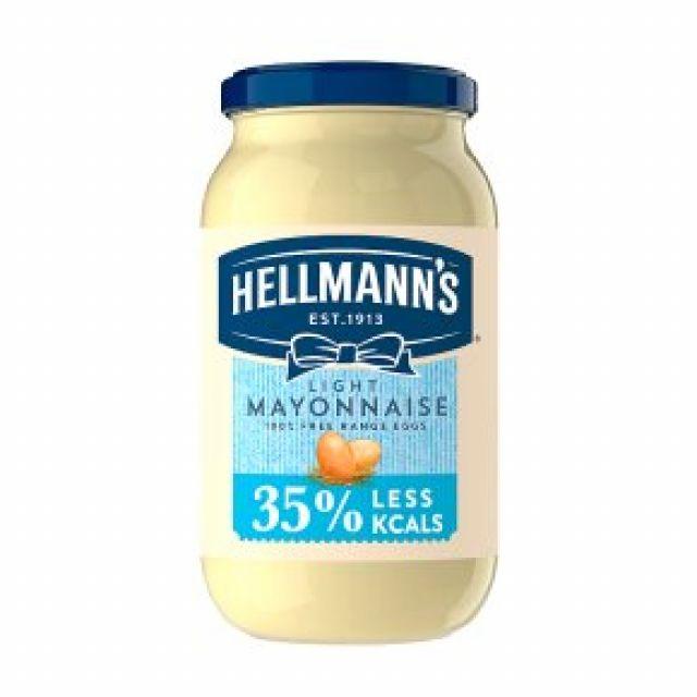 Mayonnaise Light Hellmann's 432g