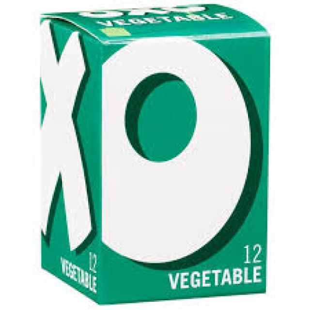 Oxo Cube - Vegetable