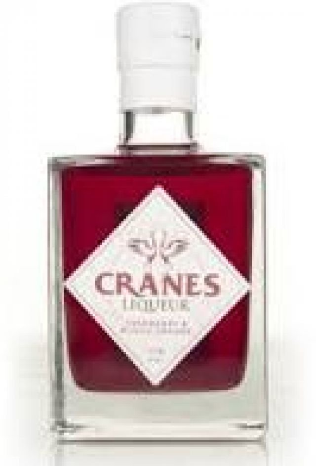 Cranes Blood Orange and Cranberry 50cl