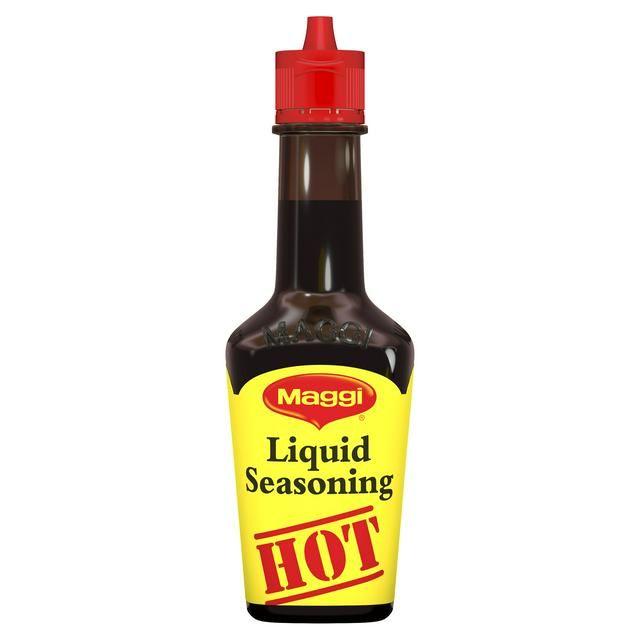Soy Sauce (Hot) Maggi Liquid Seasoning 100ml