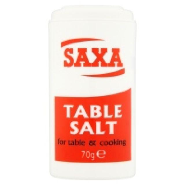 Table Salt Saxa 70g