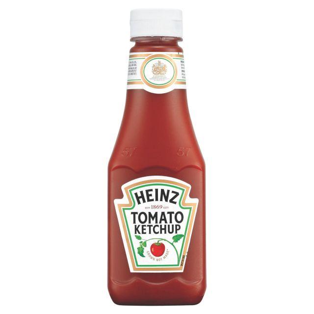 Tomato Ketchup 342g Heinz