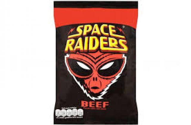Space Raiders Beef