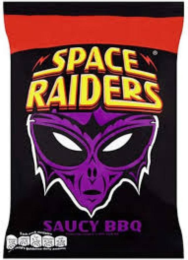 Space Raiders Saucy BBQ