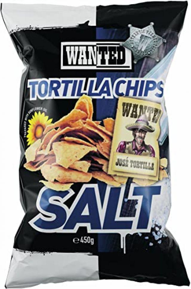 Wanted Tortilla Salt Chips