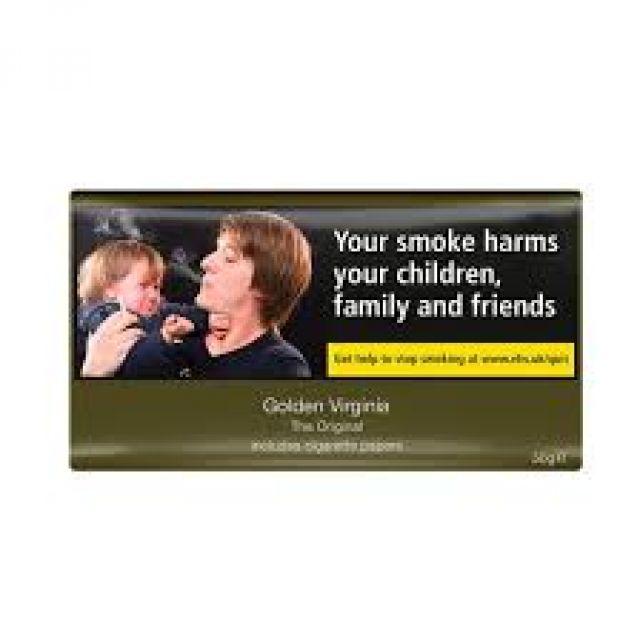 Golden Virginia Original Tobacco 50g