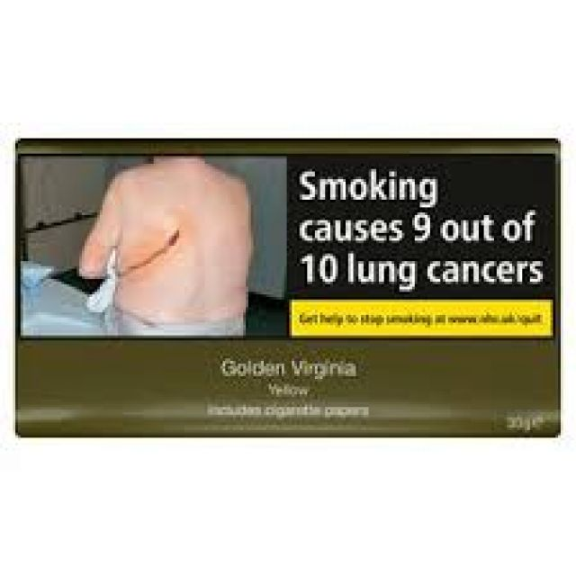 Golden Virginia Original Tobacco 30g