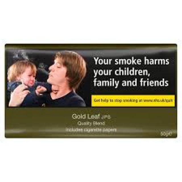 Gold Leaf Tobacco 50g
