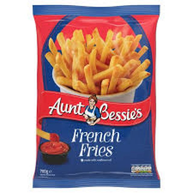 French Fries Aunti Bessies