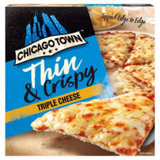 Chicago Town Deep Pan Triple Cheese