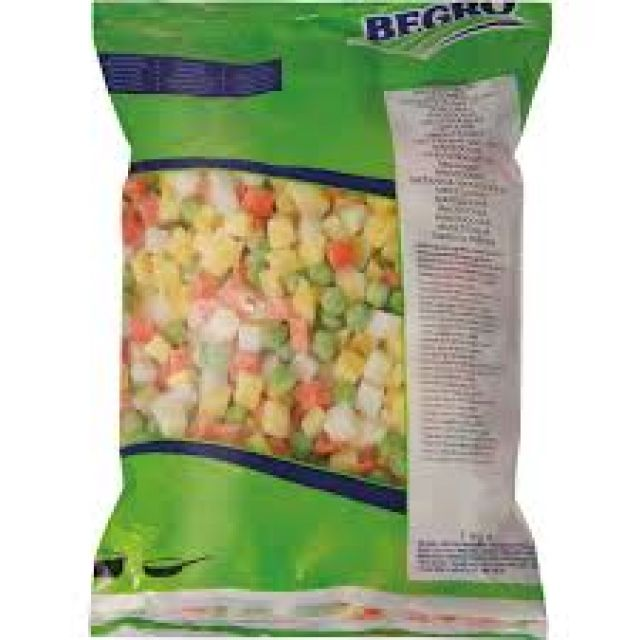 Begro Mixed Vegetables