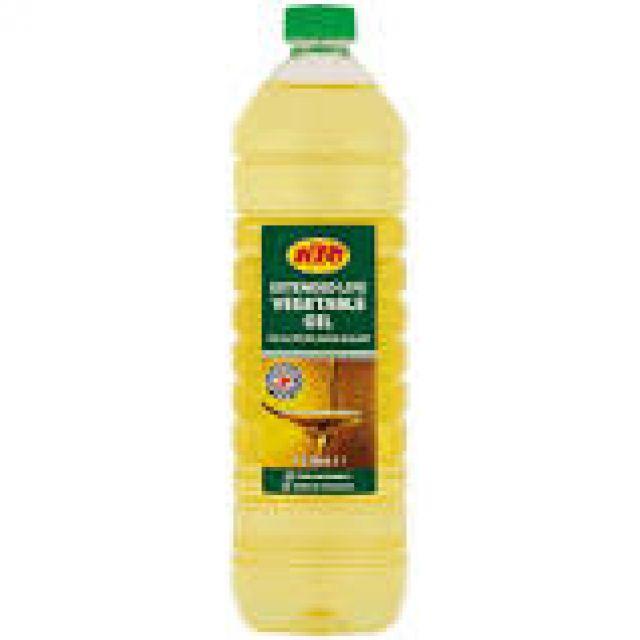 Vegetable Oil KTC 1L