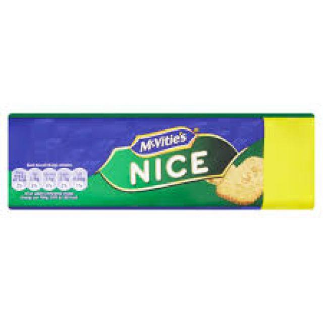 Mcvities Nice