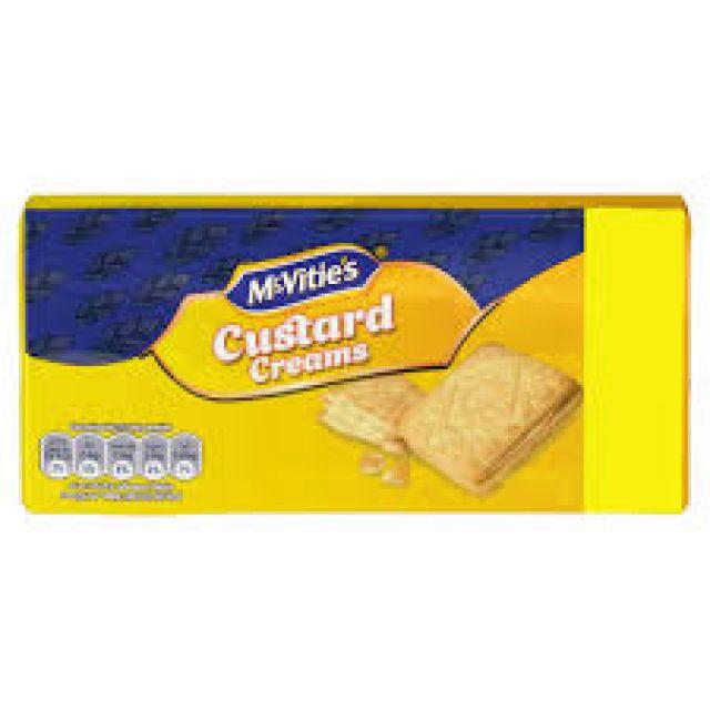 Mcvities Custard Creams