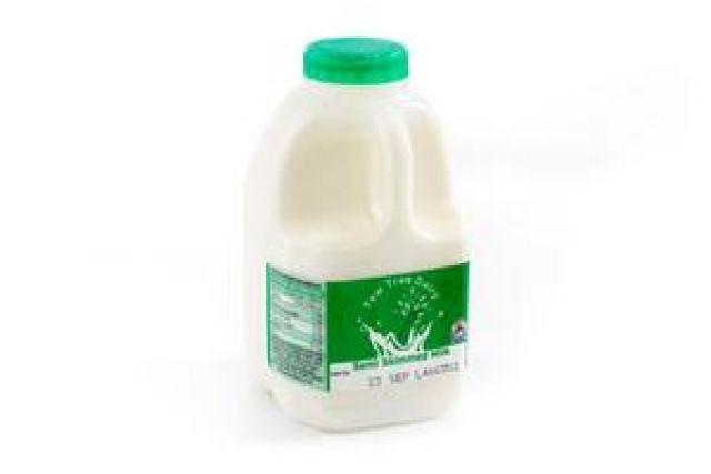 Milk Semi Skimmed 1 Pint
