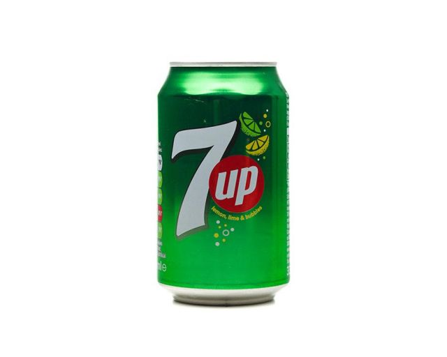 7UP Can 330ml
