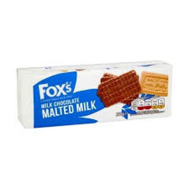 Fox's Malted Milk