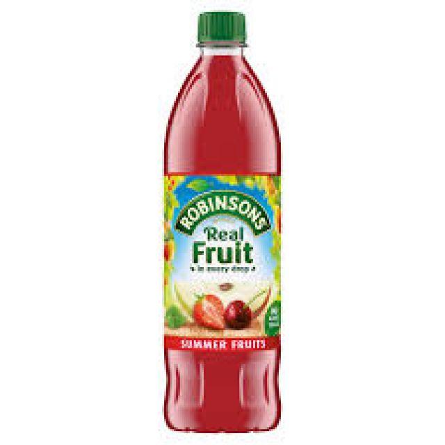 Robinson Summer Fruit Squash 1L